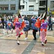 北の御門連  東京マラソン2015応援