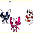 〇【2020年東京五輪大会を象徴するのにふさわしいキャラクターはどれか】・・・・・