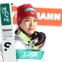 🎿【スキージャンプ】・・・高梨沙羅やっと今季初優勝で通算56勝の快挙!