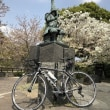 熊本城までポタリング
