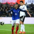 国際親善試合 ドイツvsフランスはドロー 激しい点の取り合いに!
