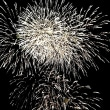 新年お祝い花火