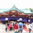 山王日枝神社 見せ場があって面白い・・・