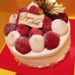 スーパーいちごクリスマスケーキ パティスリーSATSUKI