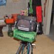 自転車を改良する