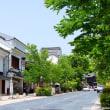暑い! ながの表参道を善光寺に向かって、ぶらっと……!