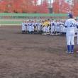 みつ健康マラソン&チーム岡山野球教室