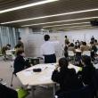 中高連携生徒会リーダーズ講習会の風景