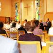 開設22周年の感謝礼拝と昼食会