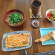 アナゴ、イワシ天ぷら
