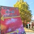 紅葉の学園祭♪