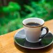 一杯のコーヒから〜