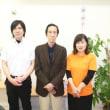 俳優の斎藤洋介さんとの対談