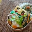 お弁当(豚肉&じゃが芋のさっと煮・七味風味)