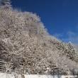 18年12/17~開田高原~雪景色