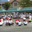小学校の運動会へ行って来ました。