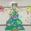 クリスマスツリー飾りの進捗状況