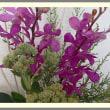 夏の生け花