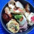 09/20、水曜日の弁当は・・・鶏肩肉とピーマンのオイスタ炒めっ!><