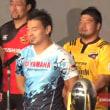 ラグビー・トップリーグ開幕 プレスカンファレンス