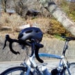 毛呂山町・桂木観音の坂道をロードバイクで。