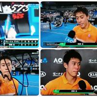 長かったわ、テニス