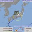 嵐の前のafternoon:東京