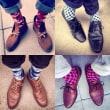 カラフルな靴下  Colorful socks