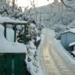 雪より凍結がすごい!