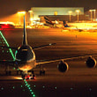 エアバス A380  タイ国際航空 &  ボーイング B748.   大韓航空     両社最大旅客機揃い踏み‼️