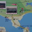 城山湖の眺め