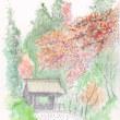日向台神宮の紅葉