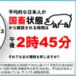 本当にいいのか消費税10%!? 日本人の「国畜」解放時間は午後2時45分  ザ・リバティWeb 「実質消費」「実質賃金」ともに下がりっぱなし/減税したアメリカに比べ成長率は半分に