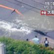 朝7:58大阪地震・震度6弱