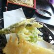 春の秩父路・・・長瀞駅前通りで・・・お蕎麦を食べた