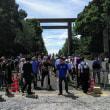 平成最後の終戦記念日@靖國神社