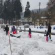 12月15日(金)の続き・6年生のバイキング給食から
