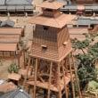 江戸橋広小路の火の見櫓