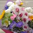 本日の作品紹介 - 供花花束