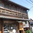 京都の島原を歩く