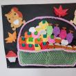 折り紙とケーキ作り