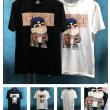 ジェジュンが着ている gucci (グッチ)× クレヨンしんちゃん コラボTシャツ 10000円
