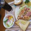 久しぶりにキムラヤサンドイッチカフェ