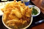 丸亀天丼!? 讃岐うどん専門店『丸亀製麺』