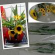 日曜日の花