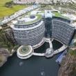 絶景ならぬ絶奇なホテルが上海にオープン!こんなところになぜ…