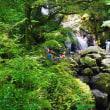篠栗町の五塔ノ滝に魅せられて