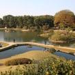 岡山城から後楽園