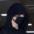 BTS 韓国に帰国(2018.4.25)