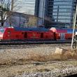 2019年3月21日,ミュンヘン 郊外列車